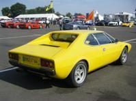 1975 308 GT4 - Yellow